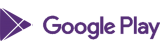 google play purple